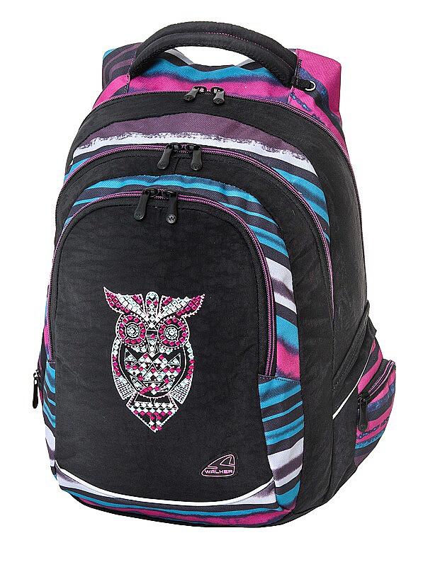 603138b1a3f Školní batoh Walker Fame Dark Owl sova
