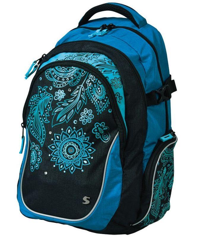 Studentský školní batoh Stil Harmony 68a6adc479