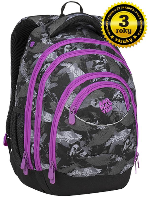 Studentský školní batoh Energy 9 A Bagmaster  59b3ee50c5
