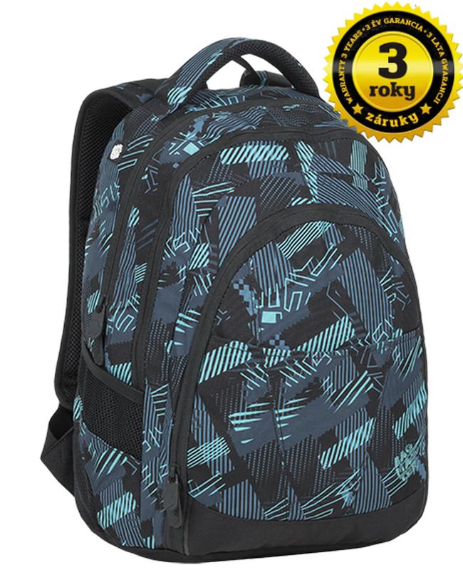6d55e5b5e8 Studentský školní batoh Digital 9 C Bagmaster