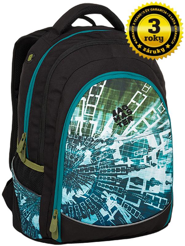 99d64a4d23 Studentský školní batoh Digital 9 B Bagmaster