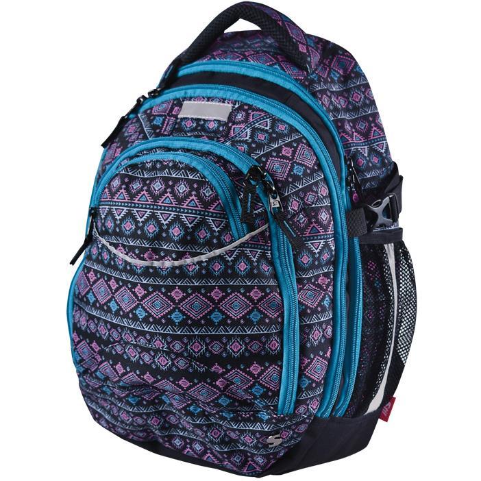 Studentský školní batoh Stil Ethno 799f66909c