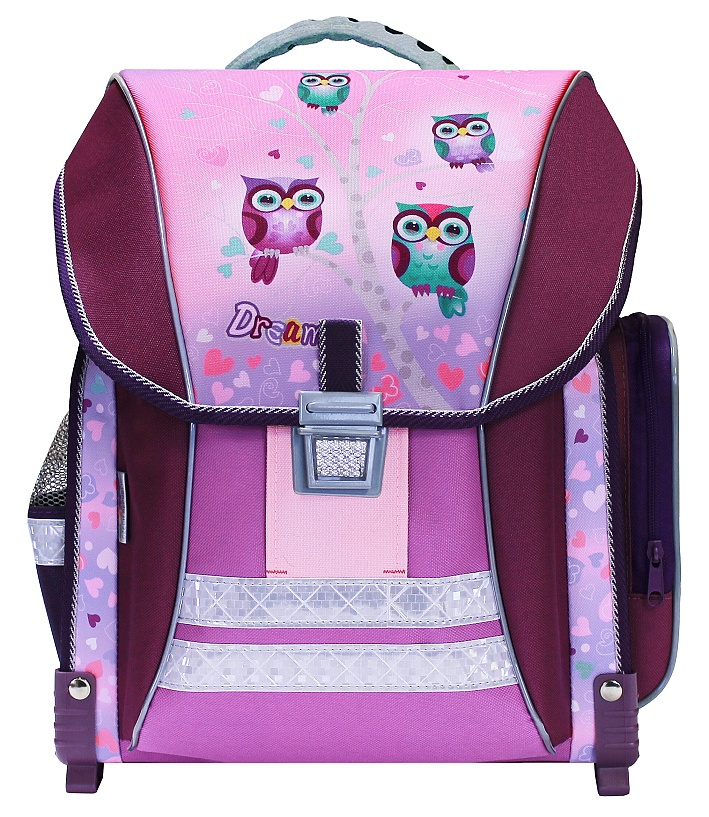 Školní batoh Emipo Dream sovičky a5de018c7d