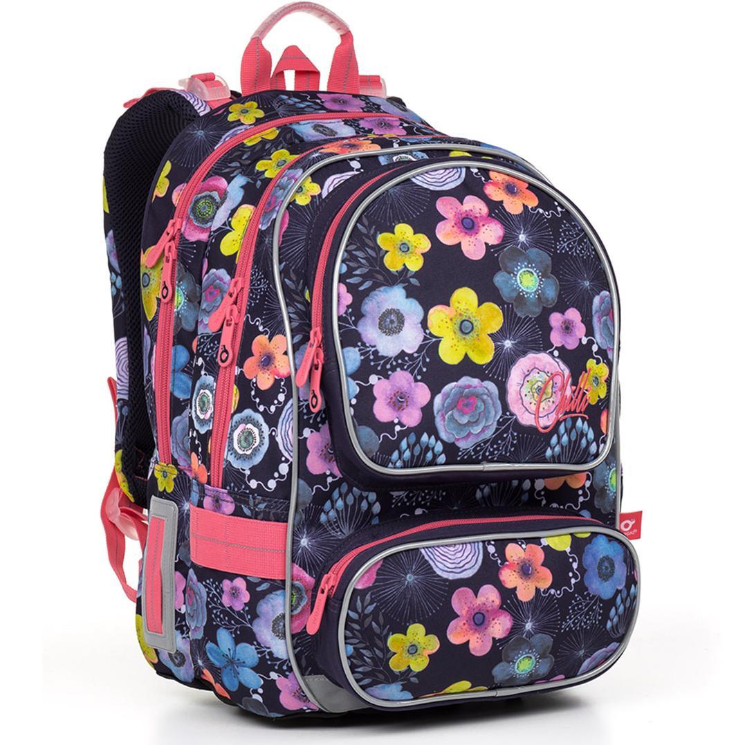 Školní batoh Topgal květinyl ALLY 17005 dab02e37ae