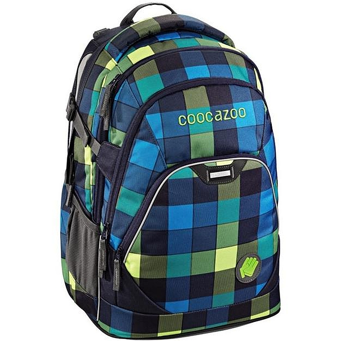 Studentský batoh Coocazoo EvverClevver2 Backpack Lime District