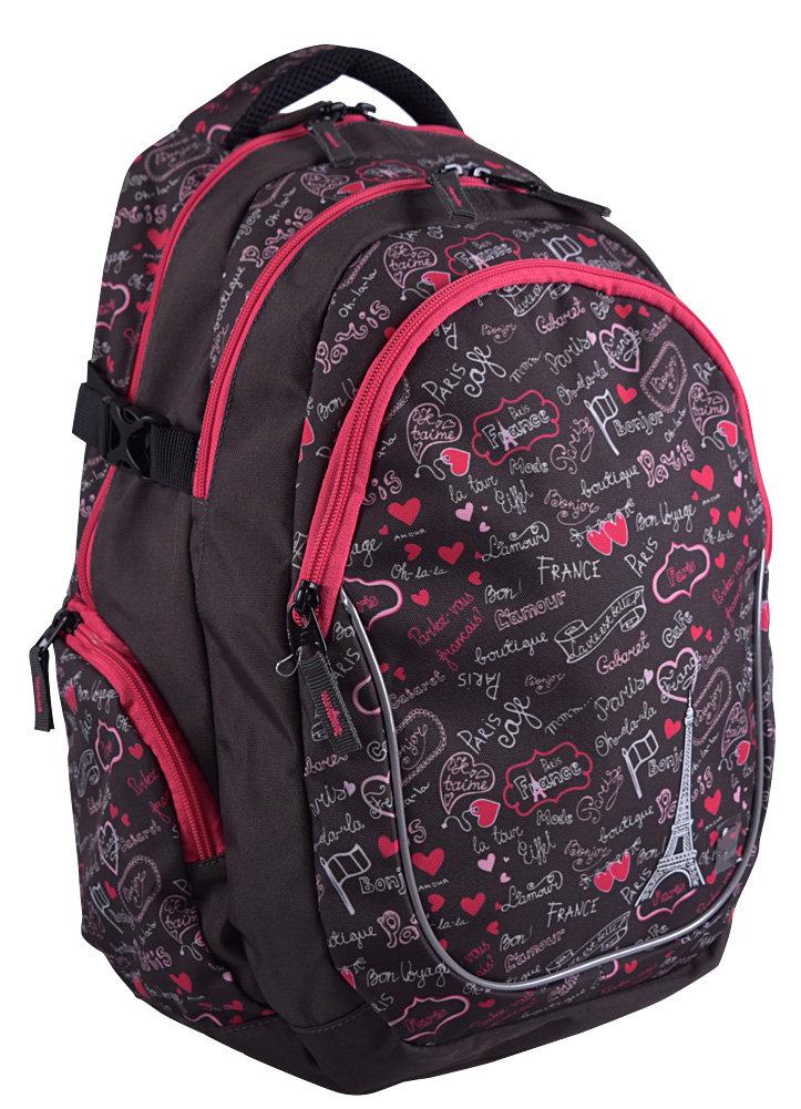 Studentský školní batoh Stil Paris 5b041fbbc2