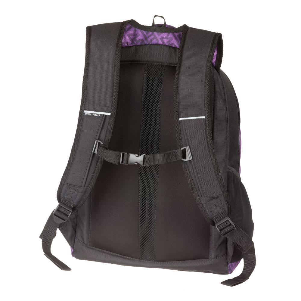 Studentský batoh Walker Snatch Haze Violet 8f11825c17