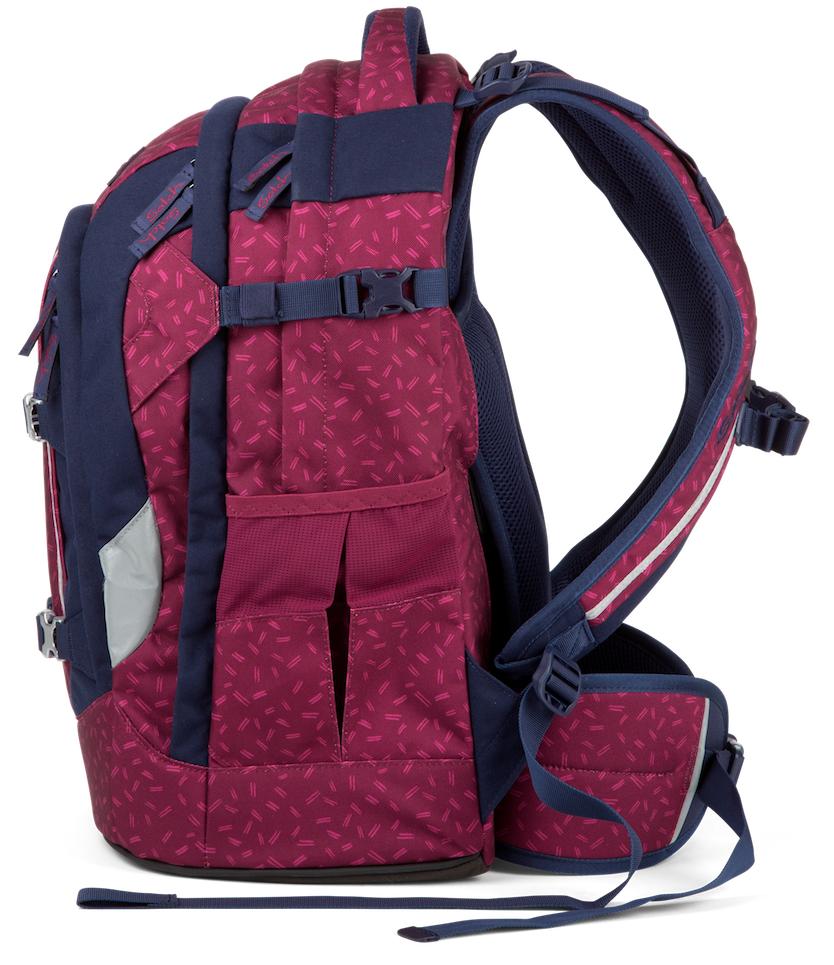 Studentský batoh Ergobag Satch Blazing Purple d0ac7f252c