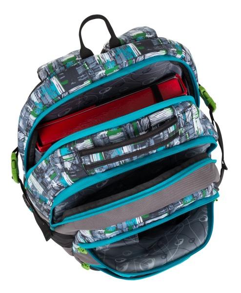 Školní batoh Bagmaster ETheory 8 C 01e242853e