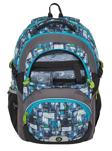 Školní batoh Bagmaster ETheory 8 C 437d844a38
