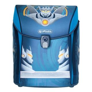 Doprava ZDARMA. Školní aktovka Midi Herlitz robot Transformers 227f636e9e