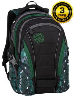 Studentský školní batoh Bag 9 E Bagmaster a44581c890