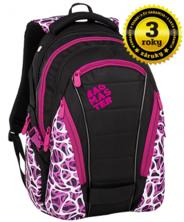 ca41a47fd4 Studentský školní batoh Bag 9 C Bagmaster