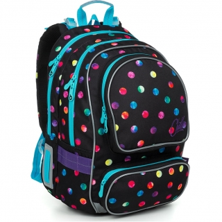 Školní batoh Puntíky Topgal ALLY 19009 d3ba003221